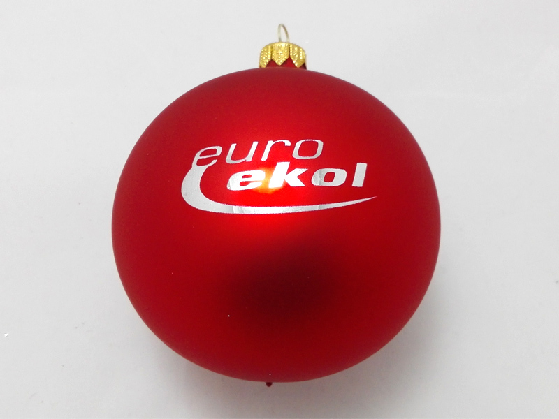 Logo Christmas Ornaments euro ekol