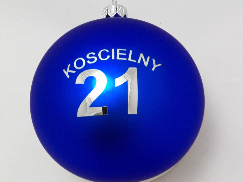 Christmas ball koscielny