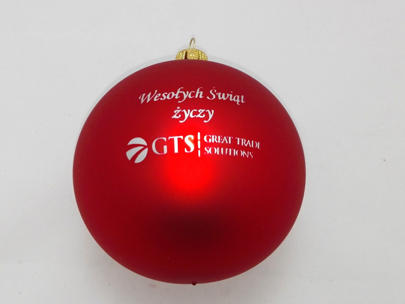 Custom Christmas Ornaments GTS
