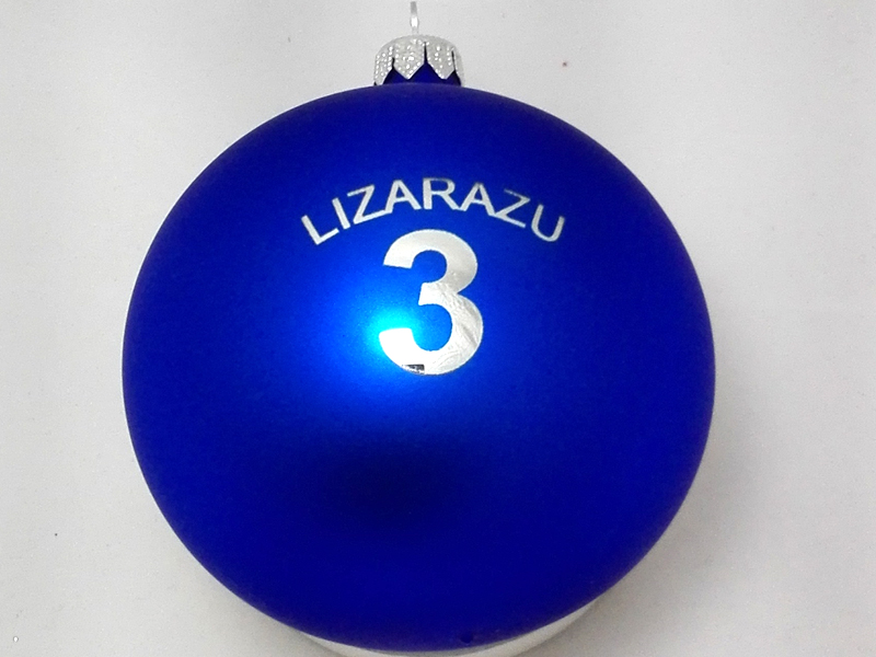 advertising balls with logo lizarazu