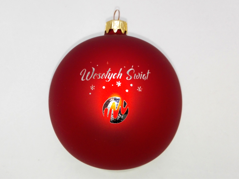 Custom Christmas Ornaments WS