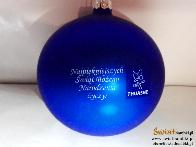 Logo Christmas Ornaments thuasne