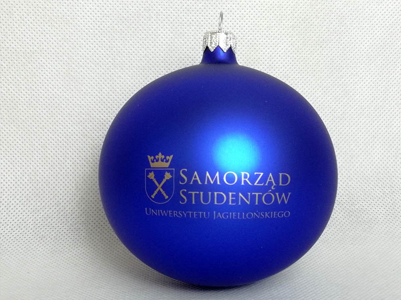 Christmas balls with logo, Personalized Ornaments