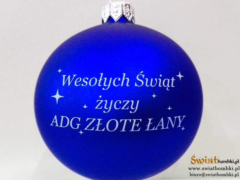 Promotional Christmas Ornaments AGD