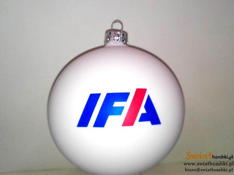 printed balls IFA