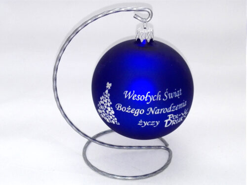 Promotional Christmas Ornaments, metal stand