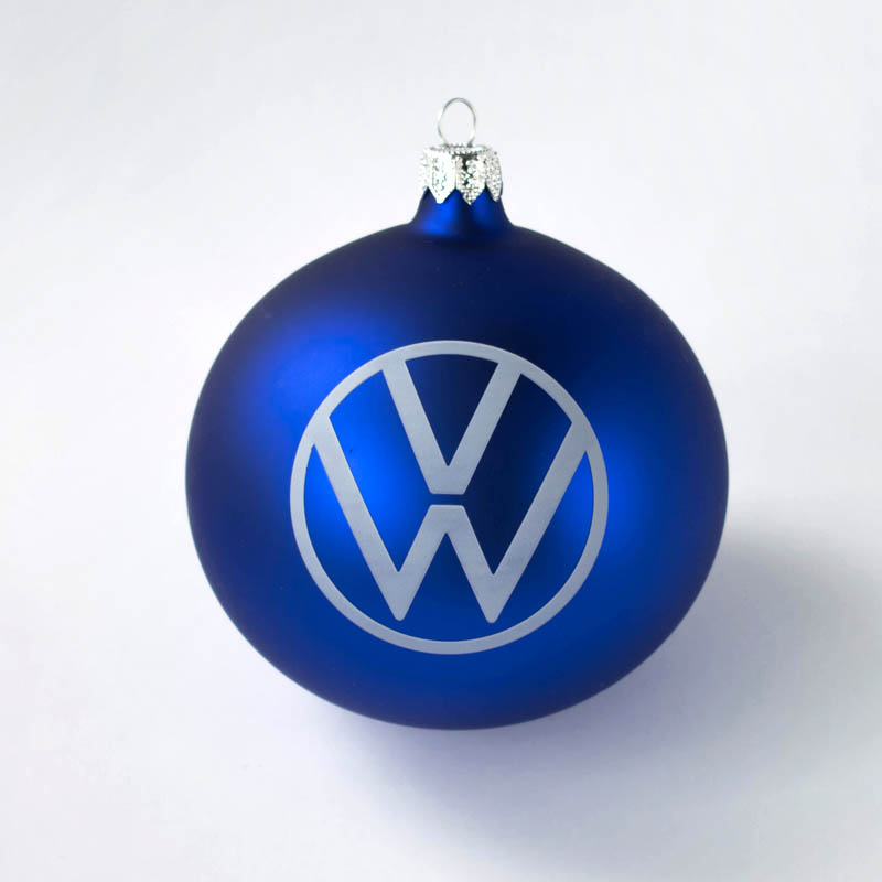 Custom Baubles | Custom Christmas Baubles and Balls VW
