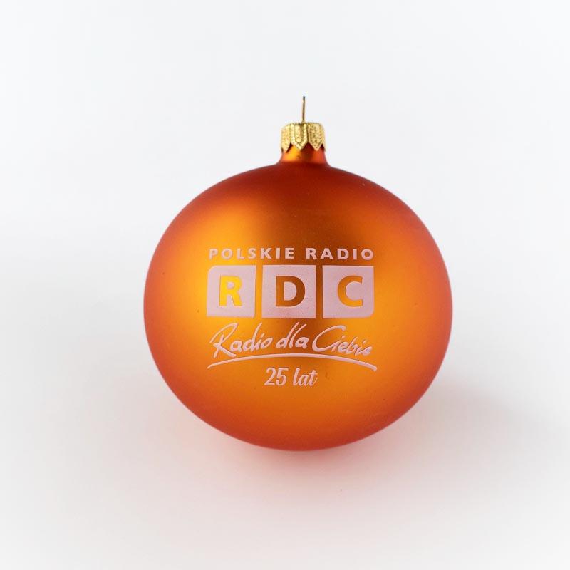 Custom Baubles | Custom Christmas Baubles and Balls RDC