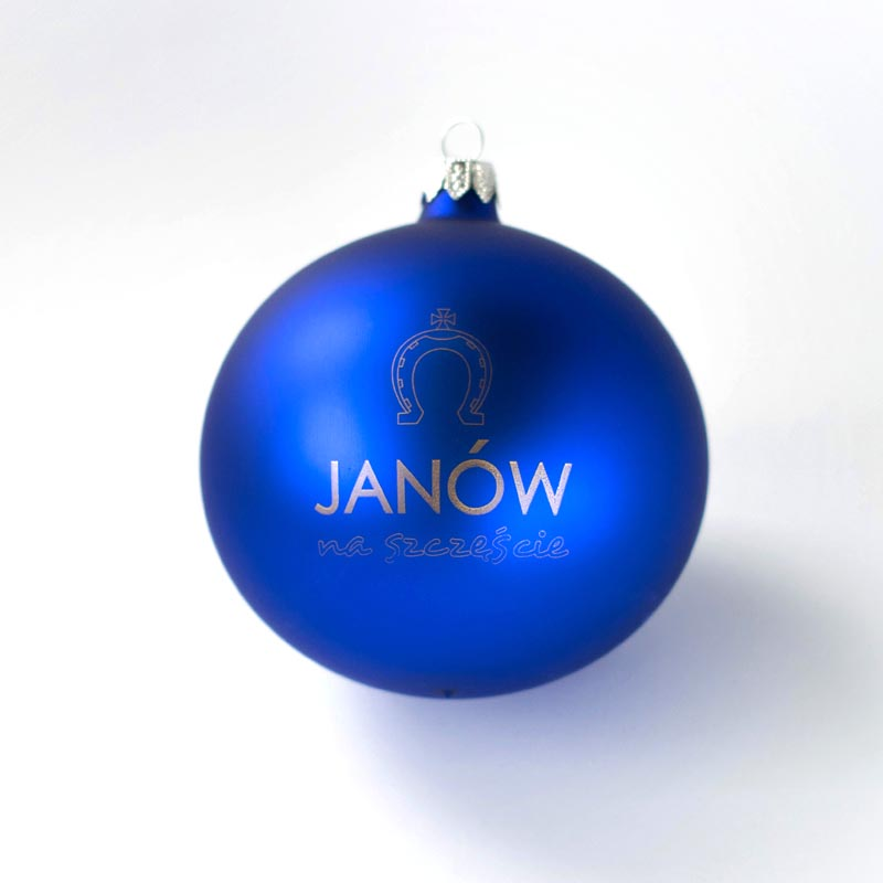 Custom Baubles | Custom Christmas Baubles and Balls Janow
